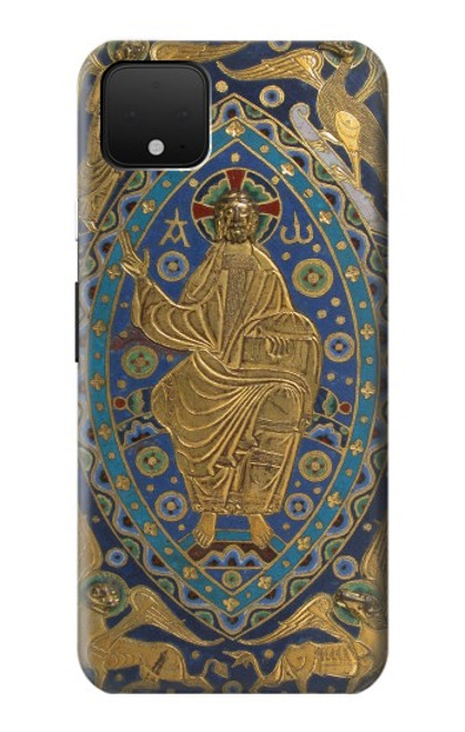 S3620 Book Cover Christ Majesty Case For Google Pixel 4 XL