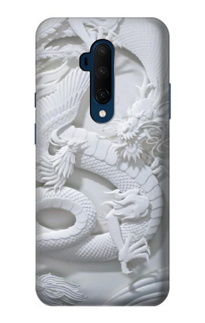 S0386 Dragon Carving Case For OnePlus 7T Pro