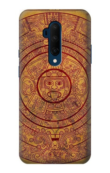 S0692 Mayan Calendar Case For OnePlus 7T Pro