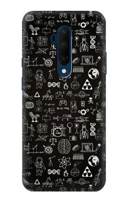S3426 Blackboard Science Case For OnePlus 7T Pro