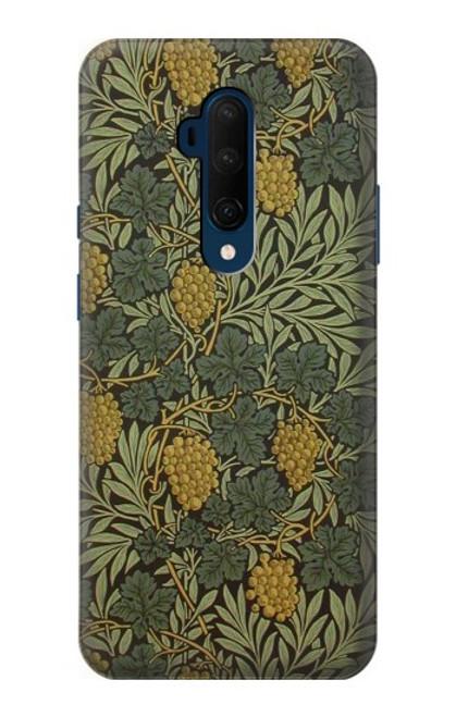 S3662 William Morris Vine Pattern Case For OnePlus 7T Pro