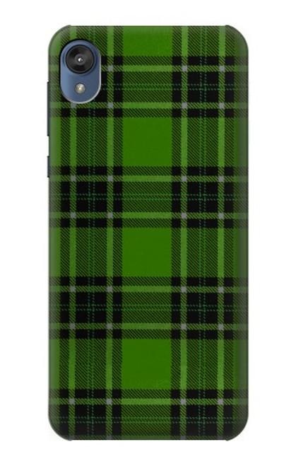 S2373 Tartan Green Pattern Case For Motorola Moto E6, Moto E (6th Gen)