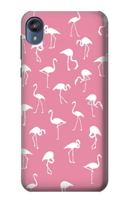 S2858 Pink Flamingo Pattern Case For Motorola Moto E6, Moto E (6th Gen)