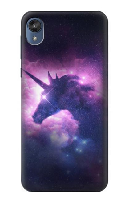 S3538 Unicorn Galaxy Case For Motorola Moto E6, Moto E (6th Gen)