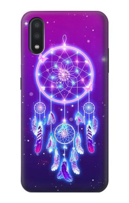 S3484 Cute Galaxy Dream Catcher Case For Samsung Galaxy A01