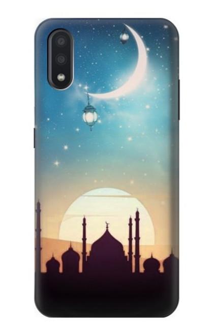 S3502 Islamic Sunset Case For Samsung Galaxy A01