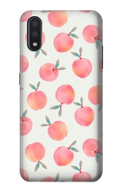 S3503 Peach Case For Samsung Galaxy A01