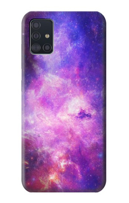 S2207 Milky Way Galaxy Case For Samsung Galaxy A51