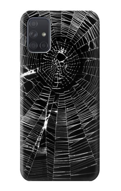 S2224 Spider Web Case For Samsung Galaxy A71