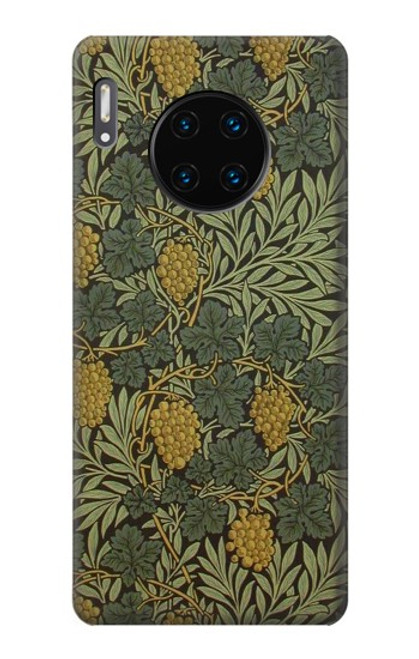 S3662 William Morris Vine Pattern Case For Huawei Mate 30, Mate 30 5G