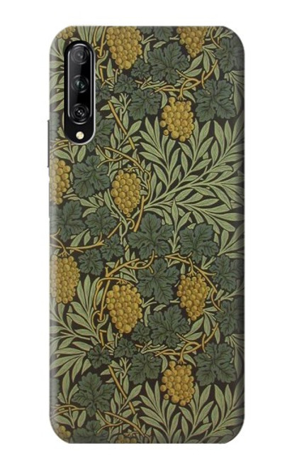 S3662 William Morris Vine Pattern Case For Huawei P smart Pro 2019