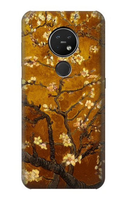 S2663 Yellow Blossoming Almond Tree Van Gogh Case For Nokia 7.2