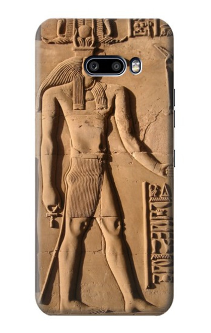 S0391 Egyptian Sobek Case For LG G8X ThinQ