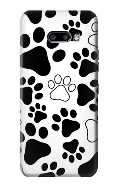 S2904 Dog Paw Prints Case For LG G8X ThinQ