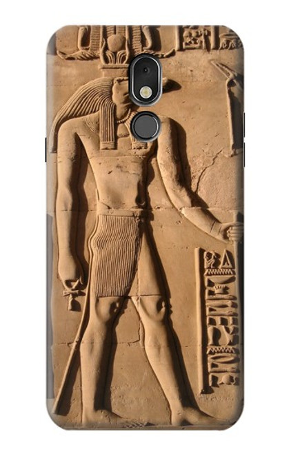 S0391 Egyptian Sobek Case For LG Stylo 5