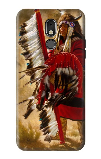 S0817 Red Indian Case For LG Stylo 5
