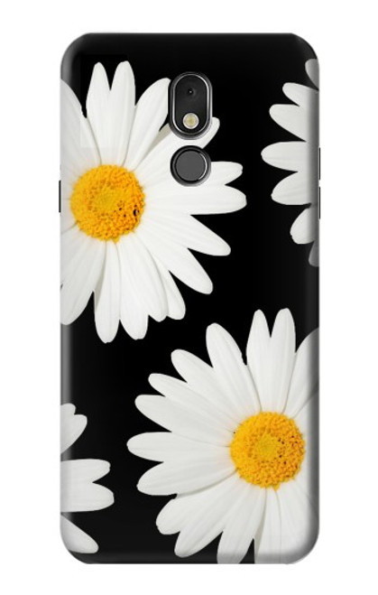 S2477 Daisy flower Case For LG Stylo 5