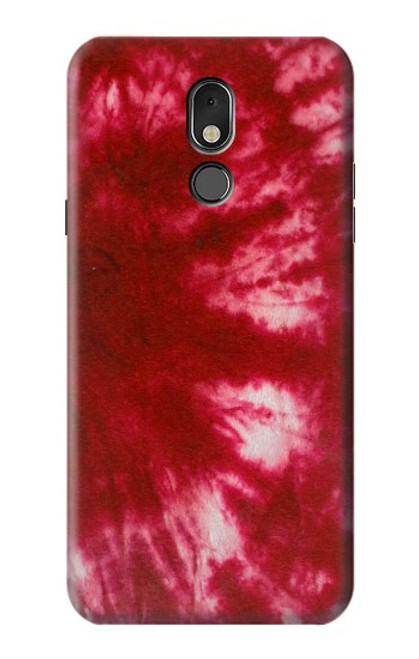 S2480 Tie Dye Red Case For LG Stylo 5