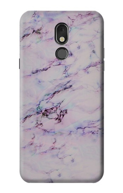 S3215 Seamless Pink Marble Case For LG Stylo 5