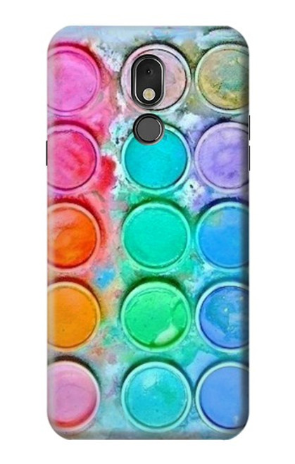 S3235 Watercolor Mixing Case For LG Stylo 5