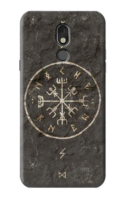 S3413 Norse Ancient Viking Symbol Case For LG Stylo 5