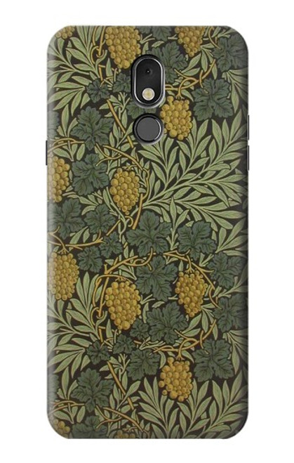 S3662 William Morris Vine Pattern Case For LG Stylo 5