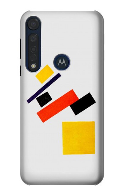 S1958 Malevich Suprematism Case For Motorola Moto G8 Plus