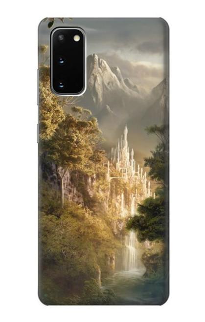 S0408 Fantasy Art Case For Samsung Galaxy S20