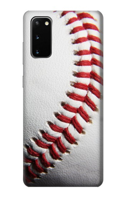 S1842 New Baseball Case For Samsung Galaxy S20