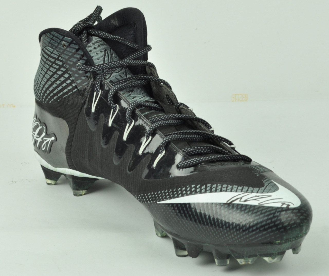 8334a74d NFL Miami Dolphins Linebacker Kiko Alonso 47 Signed Autographed Authentic  Player Black Nike Cleat JSA