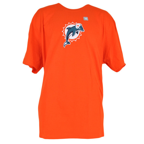 9f296108a NFL Reebok Miami Dolphins Davone Bess  15 Player Tee Mens Tshirt DT2050  2XLarge
