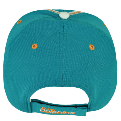 6d13822612cca ... NFL Miami Dolphins  47 Brand Forty Seven Turquoise Hat Cap Clu  Adjustable