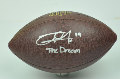 NFL Miami Dolphins Running Back Jakeem Grant 19 Signed Autographed Wilson  Football JSA ac6f8103a