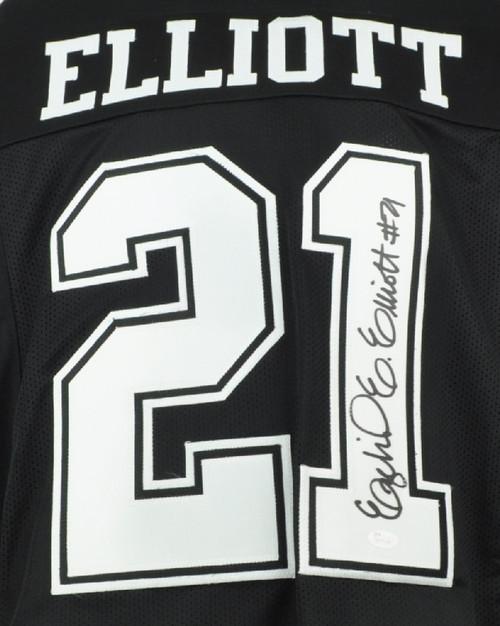 online store c73ad 111a3 ekeziel elliott autographs