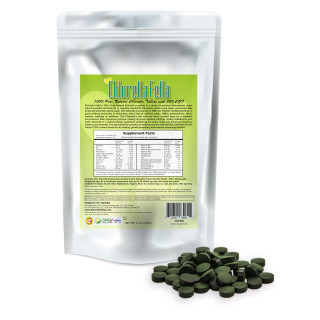 Buy Pure National CGF Chlorella Growth Factor
