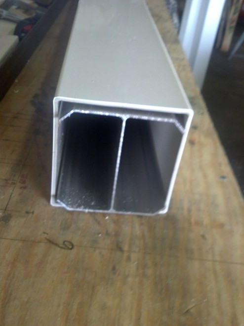 5x5 Pvc Post Stiffener Aluminium Inserts 6 2 Pieces