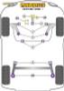Powerflex Jack Pad Adaptor  - Fiesta Mk7 (2008 - 2017) - PF19-860