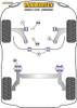 Powerflex Upper Gearbox Mount Insert (Diesel) - Corsa E (2015 - Onwards) - PFF80-1130R
