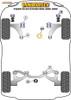 Powerflex Track Rear Trailing Arm Bushes Adjustable - Syncro - Passat B3/B4 (1988 - 1996) - PFR85-262GBLK