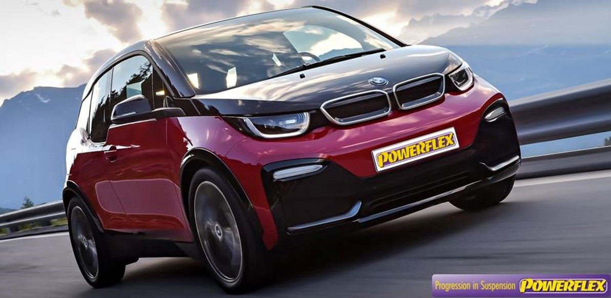 New for BMW i3