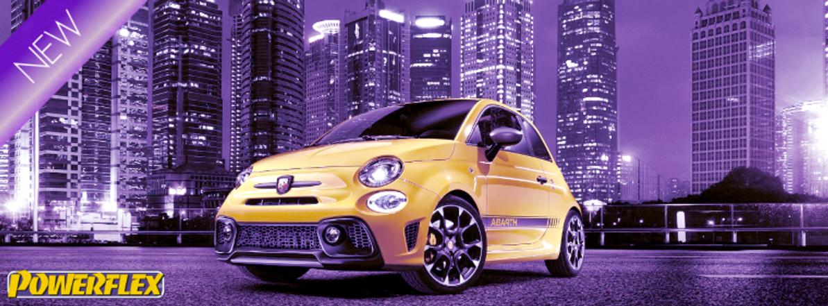 New Fiat 500/Ka/Panda Engine Mount