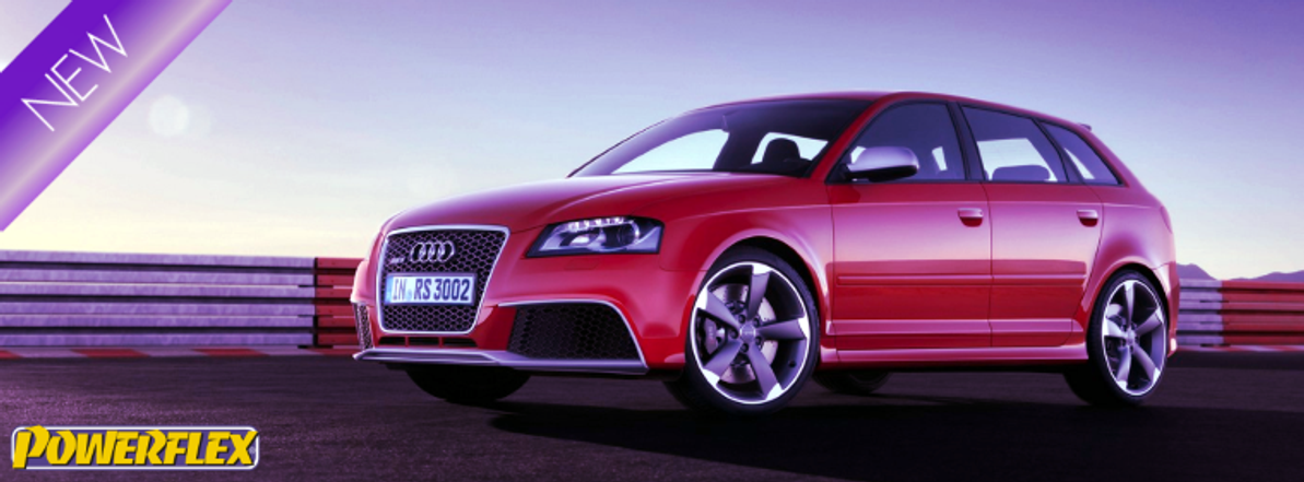 New Audi RS3/TTRS Engine Mount Insert