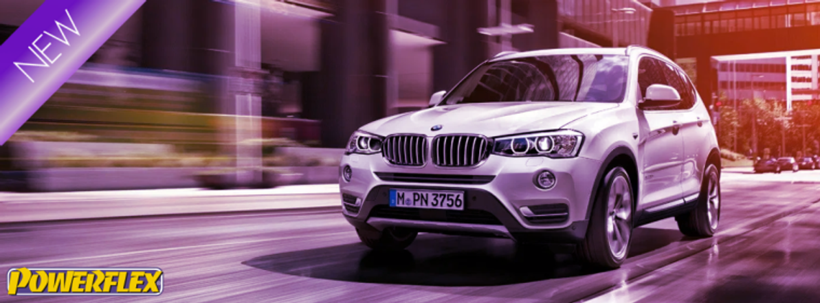 New for BMW X3 & X4