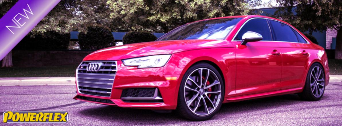 New Audi Front Upper Arm Bushes
