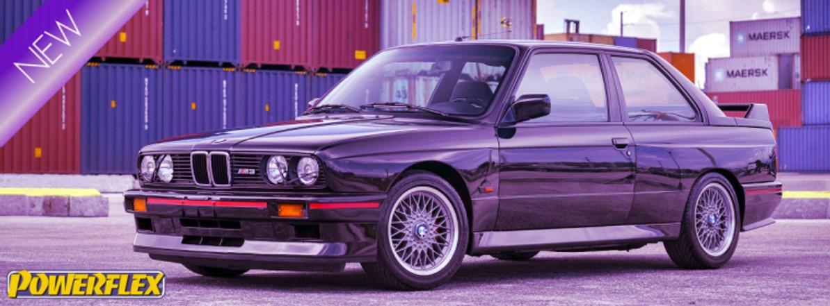 NEW: BMW E30 & E36 Front Wishbone Bushes