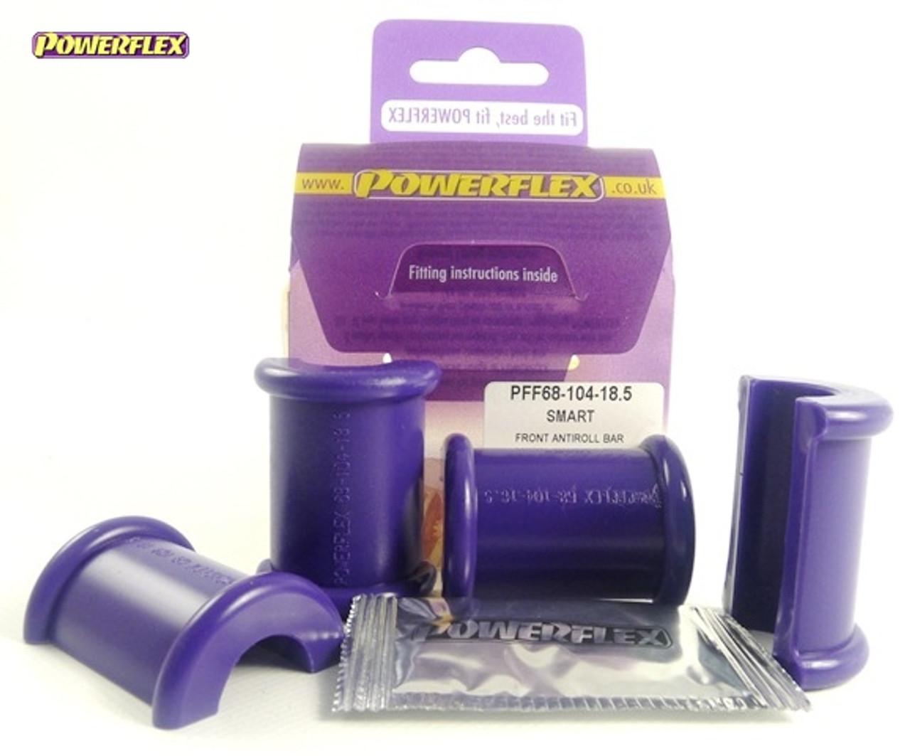 For Smart ForTwo 451 2007-2014 PowerFlex Front Anti Roll Bar Bush