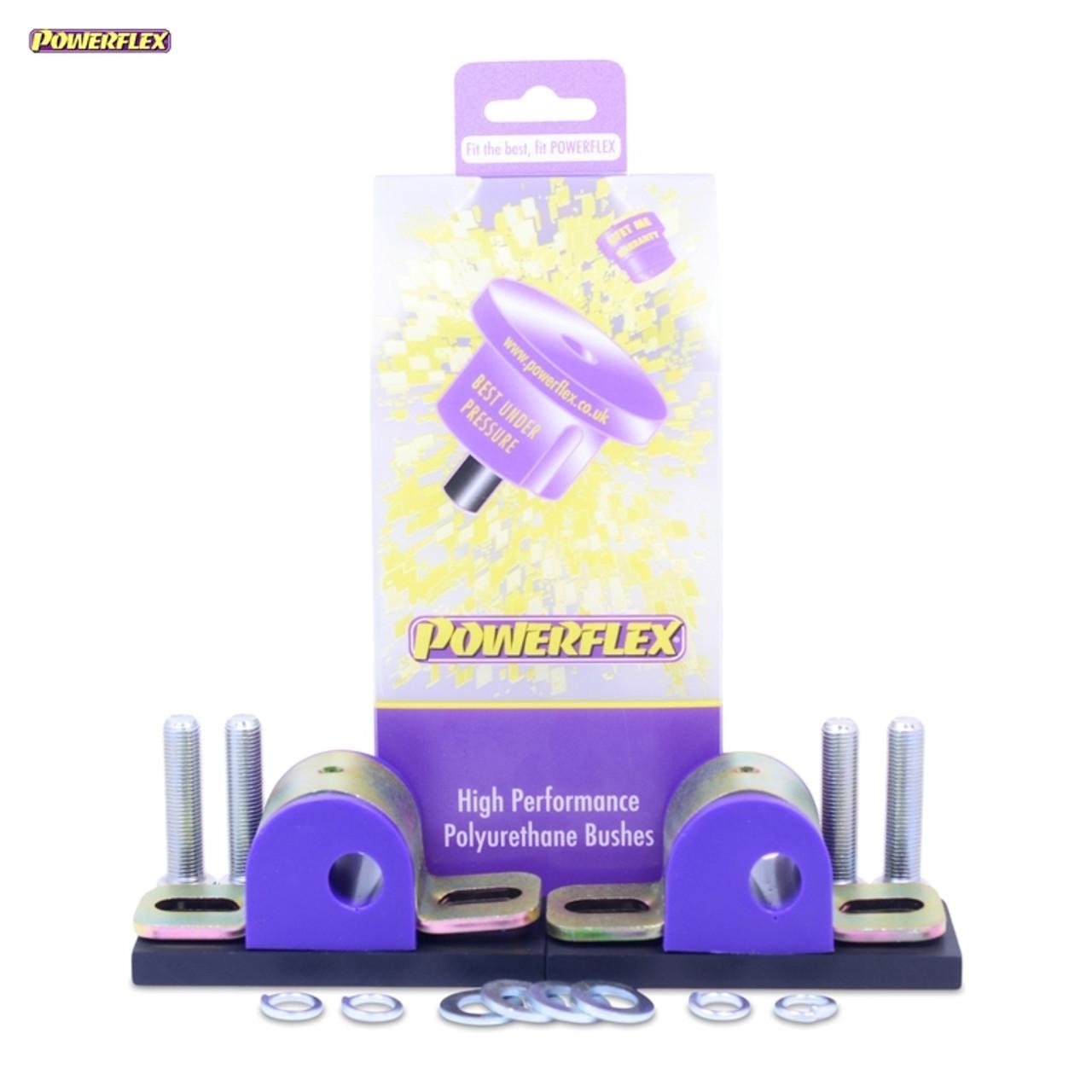 Powerflex PFF76-402KBLK Front Wishbone Rear Anti Lift Kit
