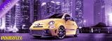 Fiat 500 Rear Shock Bushes
