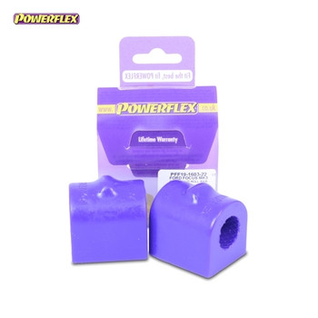 4 in Box PFF73-202 Powerflex Front Roll Bar Mount Bushes ROAD SERIES