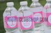 "CUSTOM WATER BOTTLE SELF ADHESIVE LABELS 1.5"" x 8.5"""